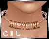 !C! BABY GIRL NECKLACE