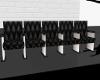 Ballet Runway Chairs
