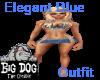 [BD] Elegant BlueOutfit