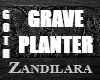 /Z/Grave Planter