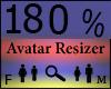 Any Avatar Size180%