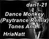 Dance Monkey(Psytrance )