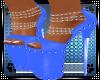 LTR BigUp Blue Heels