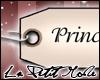 <3 Princess Tag