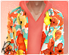 Watercolor Jacket by Roy