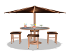 Caro Beach Table