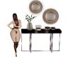 Lauryn Wall Table