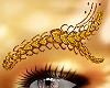 dragon brows - gold F