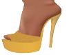 Summer Slides-Mustard