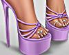 Summer Lilac Heels