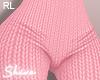 $ Knit Pants Pink RL
