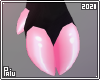 Rubber   Clover pig pink