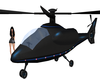 Die's Private Helicopter