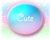 cute button