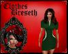 BS* Green Flash Dress