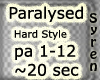 Paralysed - HardStyle