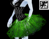 ~F~ Toxic Tattered Tutu