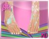 ❣ Kids Paint Feet