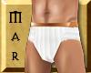 ~Mar Underpants Brz-Wht