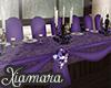 [X] Wedding Table H.