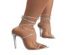 Diamond Icy Shoes