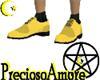 {p}Yellow Dress Shoes