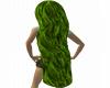 Green Hair (lg and wavy)