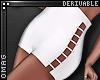 0 | Strappy Shorts