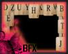 BFX F Scrabble