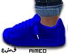 Dem' Neon Blue
