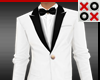 Short GQ Suit White
