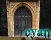 *c* Gothic Door