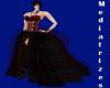 dress vamp red [md]