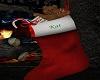 Kat Holiday Stocking