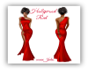 Hollywood Red Gown
