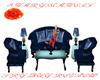 Blue Lagoon Sofa/Poses