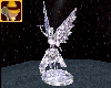 Crystal Angel Statue