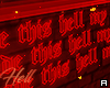 ϟ. Hell is Home Neon