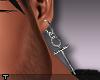 T.CCross EarringsLeft