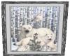 winter polar bears