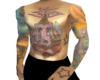 MAK Upper body Tatts