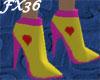 (FXD) Males Bikini Boots