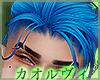Punk Hair1- Blue