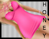 *h* Barbie Pink Dress