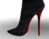 Ankle Booties red sole