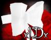 xIDx WhiteNeckBow M