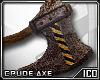 ICO Crude Axe F