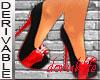 Derivable Female Shoes