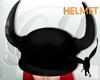 HORNED HELMET .