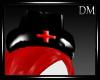 [DM] Blk Nurse Hat
